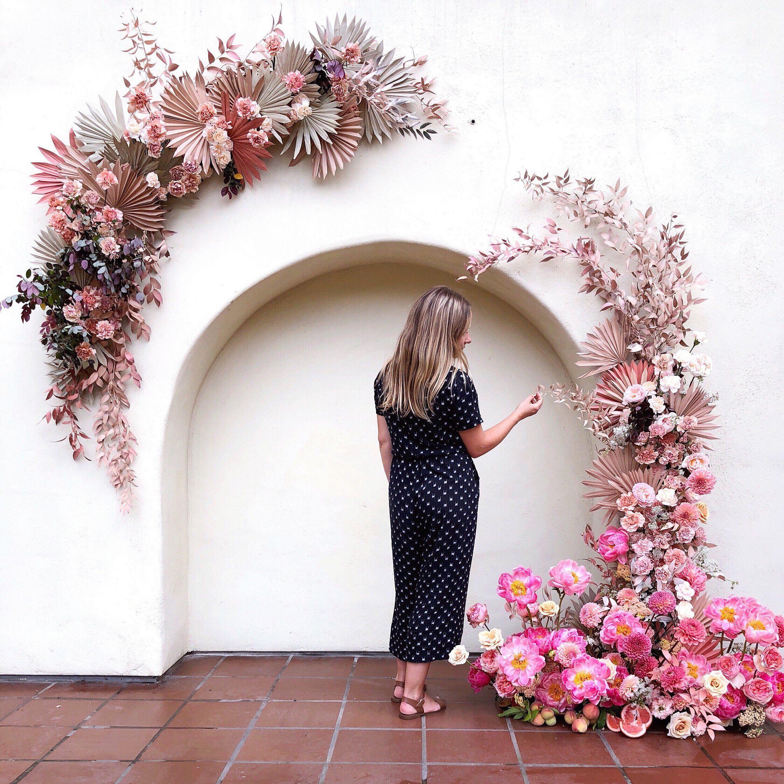Wedding Ceremony Flowers Church: Thedaintylionfloralco. Wedding Ceremony. Floral