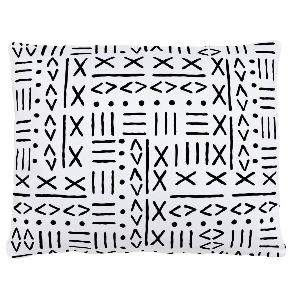 Black White Mud Fabric Chair Google Search Onyx Mud Cloth By Carousel Designs