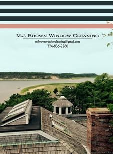 M J Brown Window Cleaning In Buzzards Bay Is Offering 50 Off Your Window Cleaning Job Of 300 Or More Cape Cod Window Cleaner Buzzards Bay
