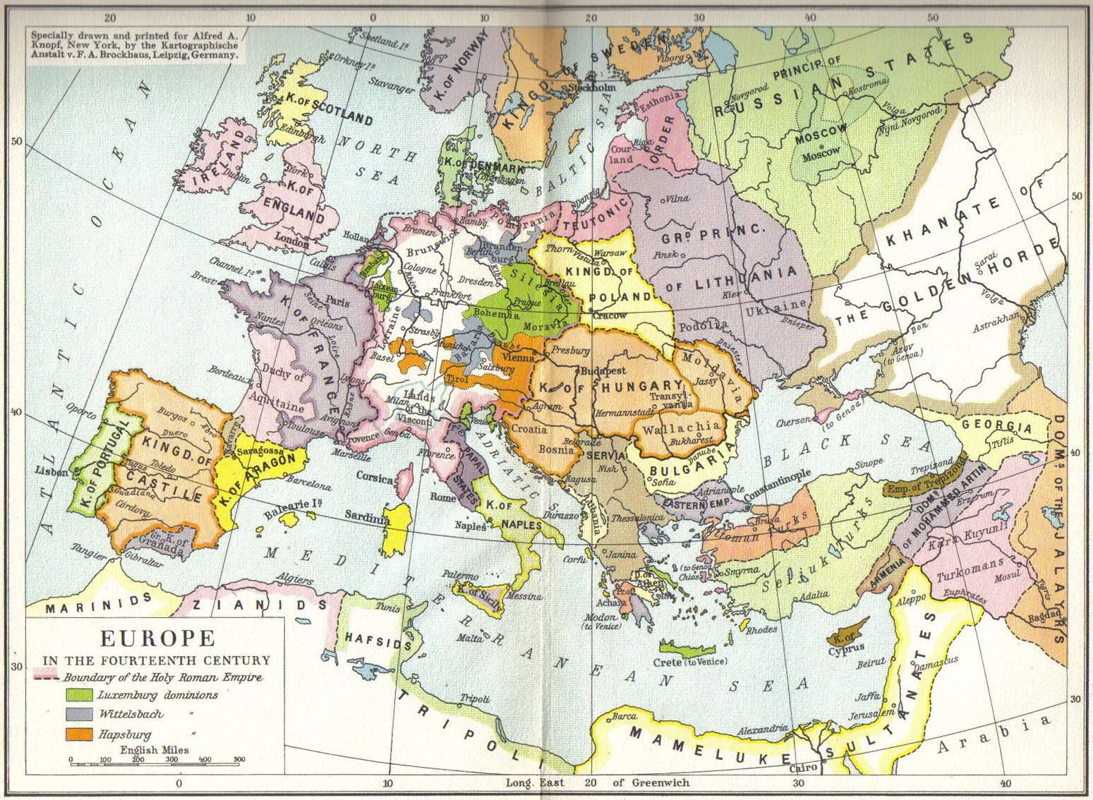14th Century Map Of Europe.Europe 14th Century Map Google Zoeken Its A Map Pinterest