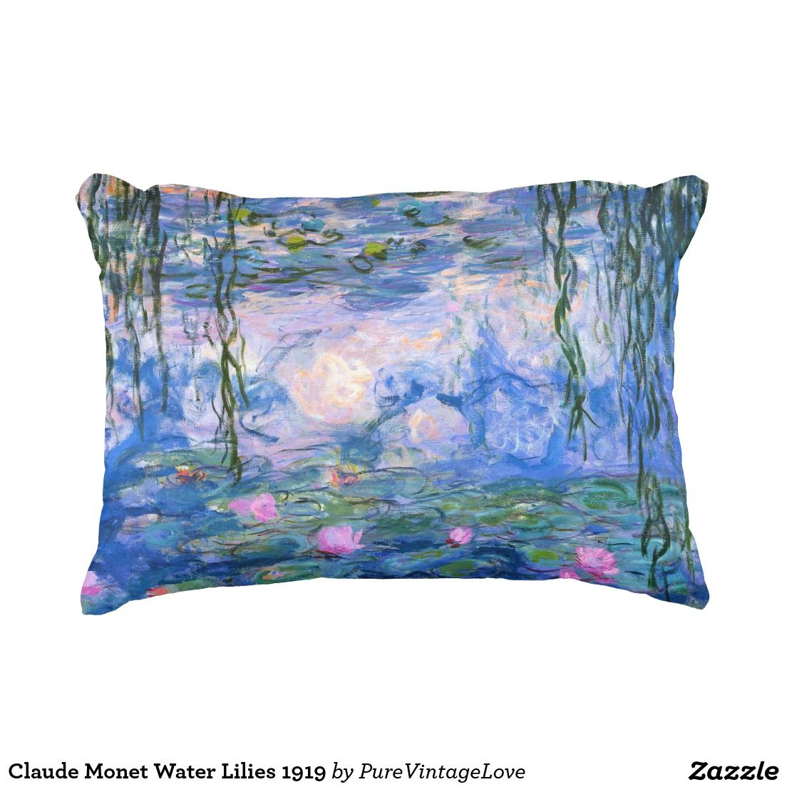 Claude Monet Water Lilies 1919