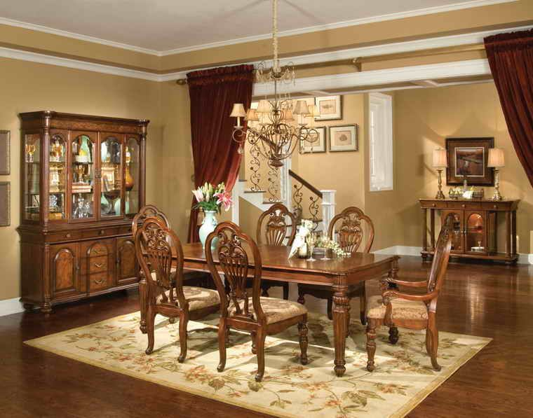 Antique Dining Room Furniture To Bring A High Artistic Value