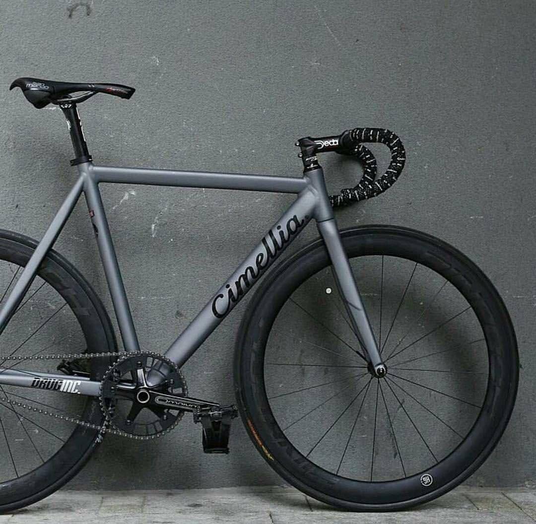 Hizoku Cycles : Photo Cimellia, SRAM, Deda, San Marco components na ...
