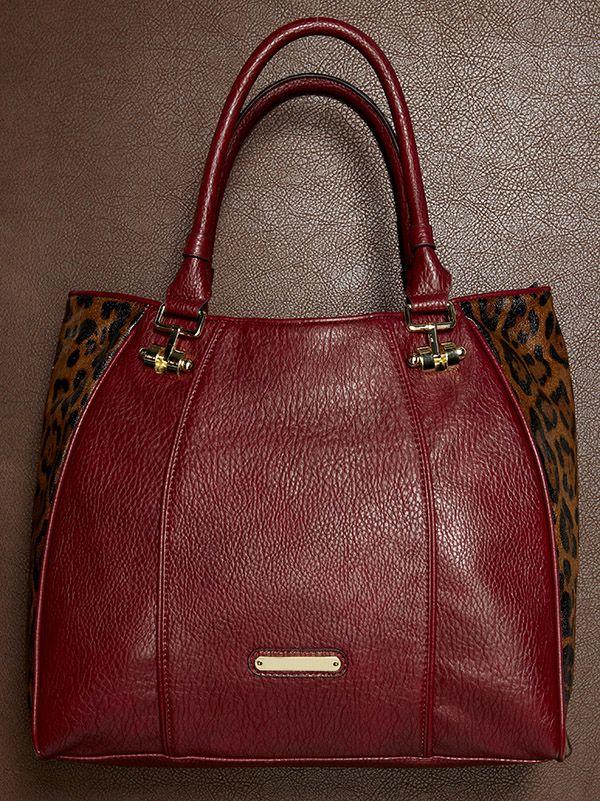 Animal print bag Animal print bag, Big bags, Bags