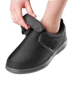 06ca2999725 Washable Extra Wide Diabetic VELCRO® Brand Fastener Shoe ...