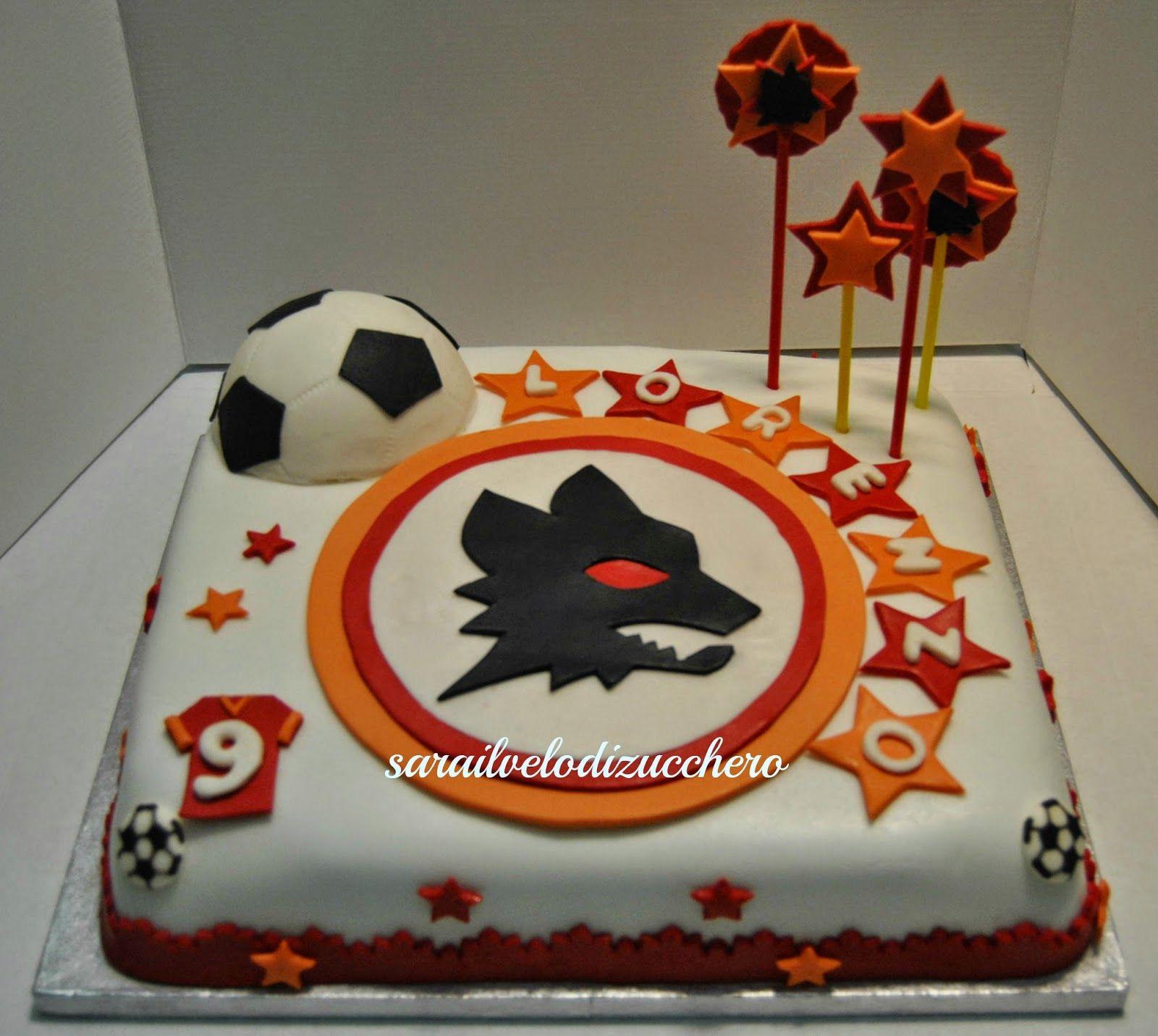 il Velo Di Zucchero **: Torta della Roma   Roma Cakes   Pinterest