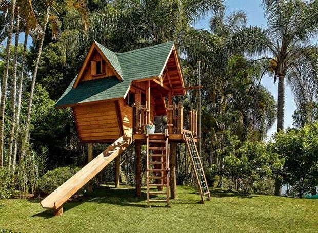 Casa na árvore: projetos que vão reviver esse sonho de ...