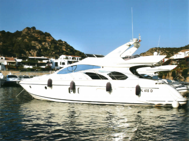 vendo yacht cabinato da mt 18 in splendide condizioni d