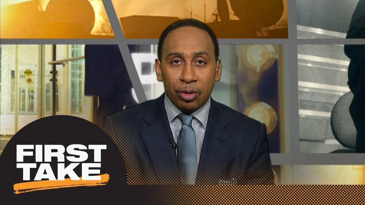 510e8754f206 Stephen A. Smith  LeBron James is texting Kevin Durant about teaming ...