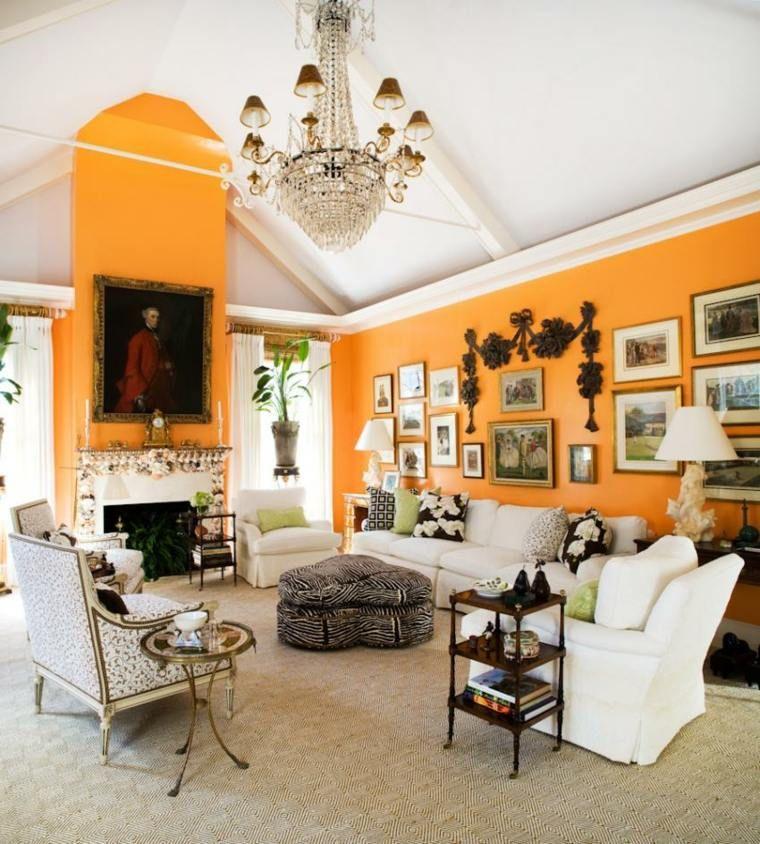 Peinture pour salon quelle couleur choisir ?