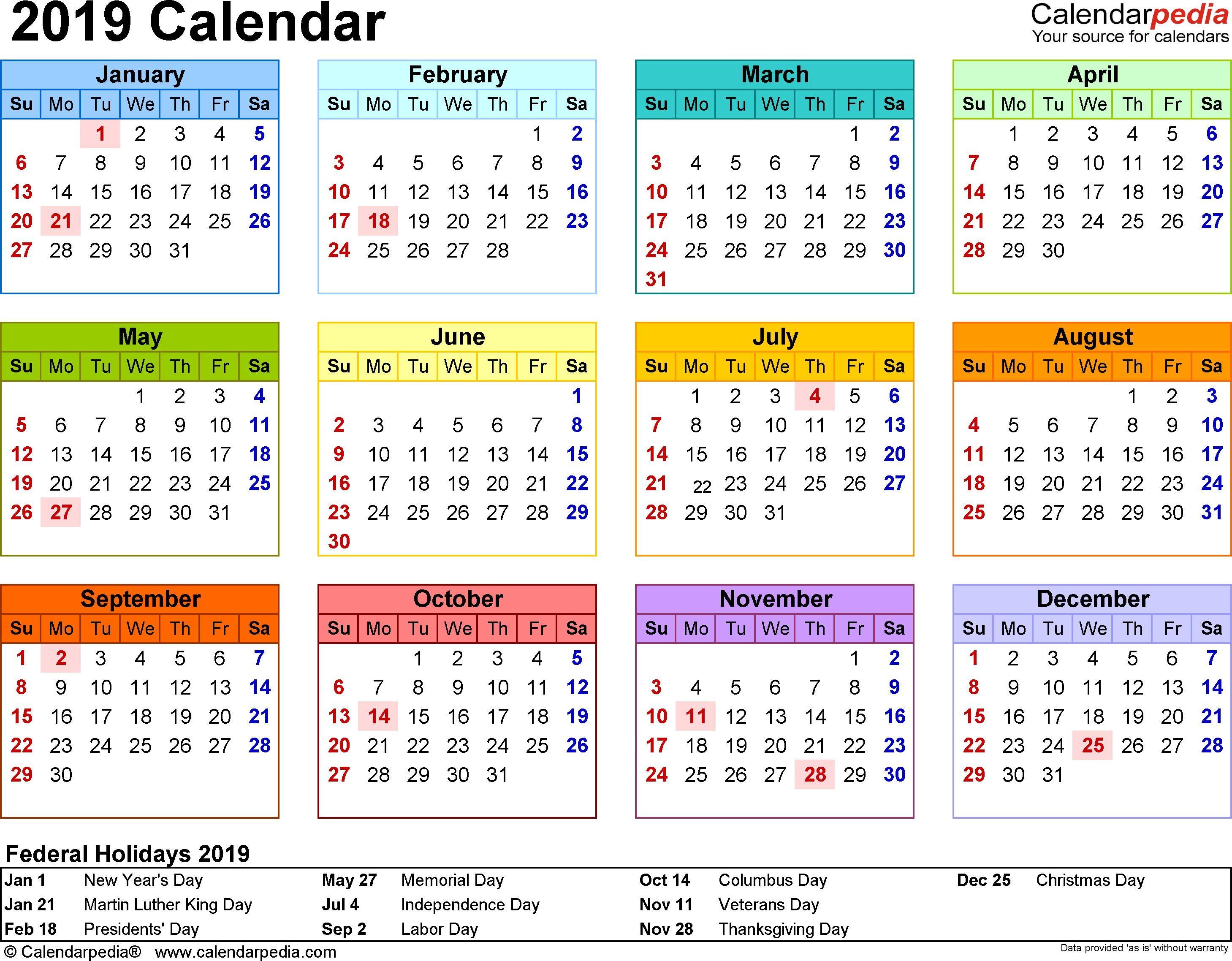 Lovely 2019 Calendar Printable S Kalender Australia Lucu