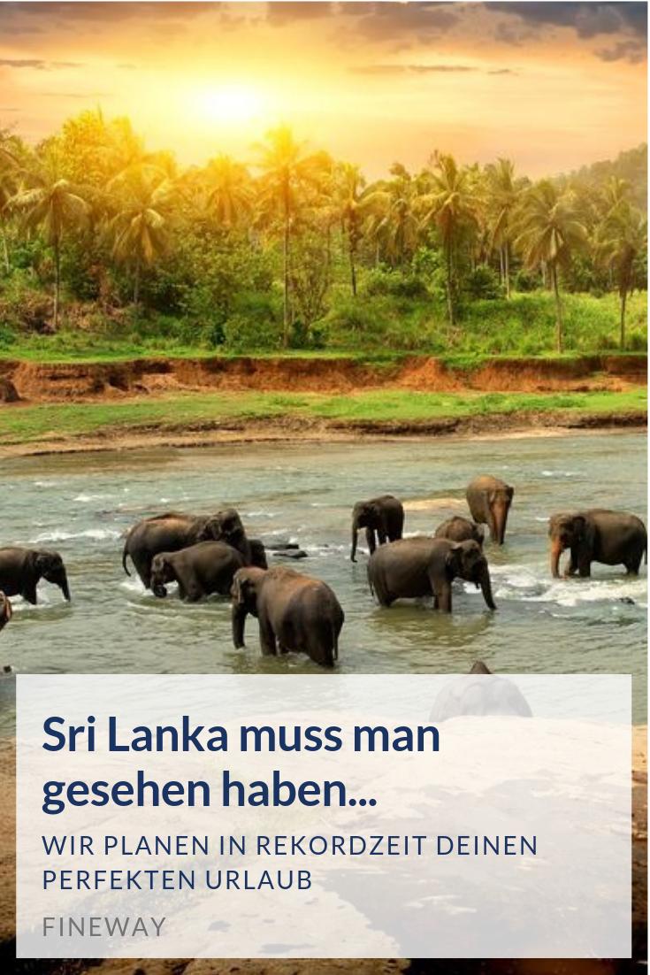 Sri Lanka Reise #naturallandmarks