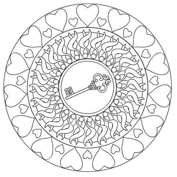 coloriages zen pour adultes | Coloriage, Coloriage zen, Coloriage mandala