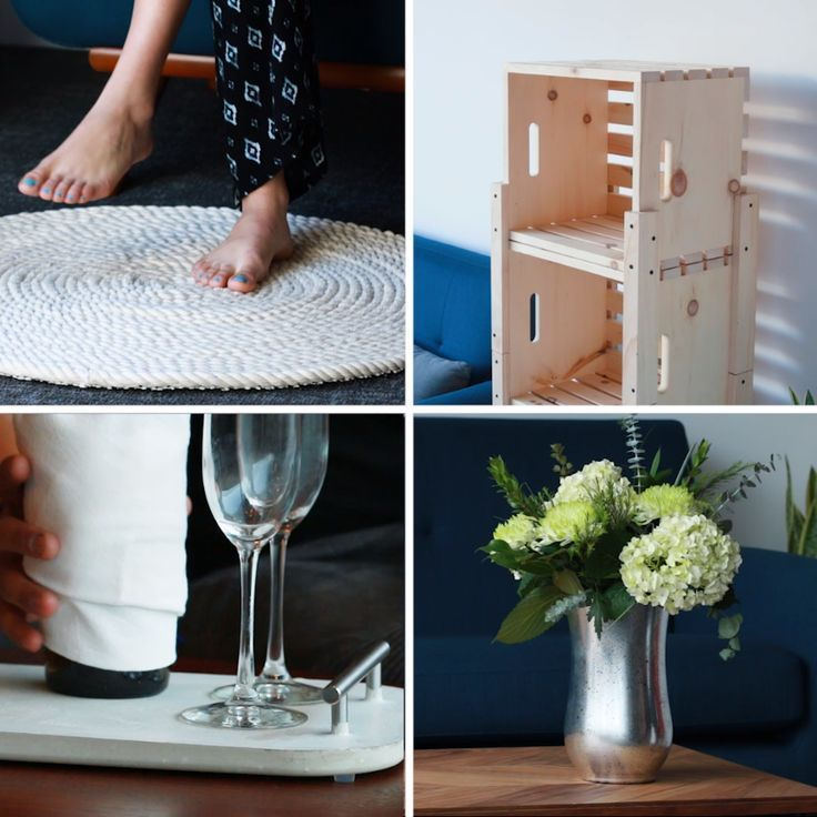 Easy DIY Home Upgrades Anyone Can Do  Home Businezz is part of Wood diy - Easy Home Upgrades Anyone Can Do hacks DIY wood home rugs