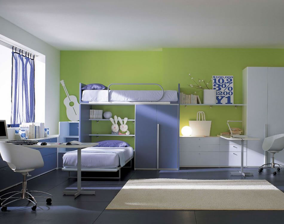 25 cute kids room design ideas - Rooms Design Ideas