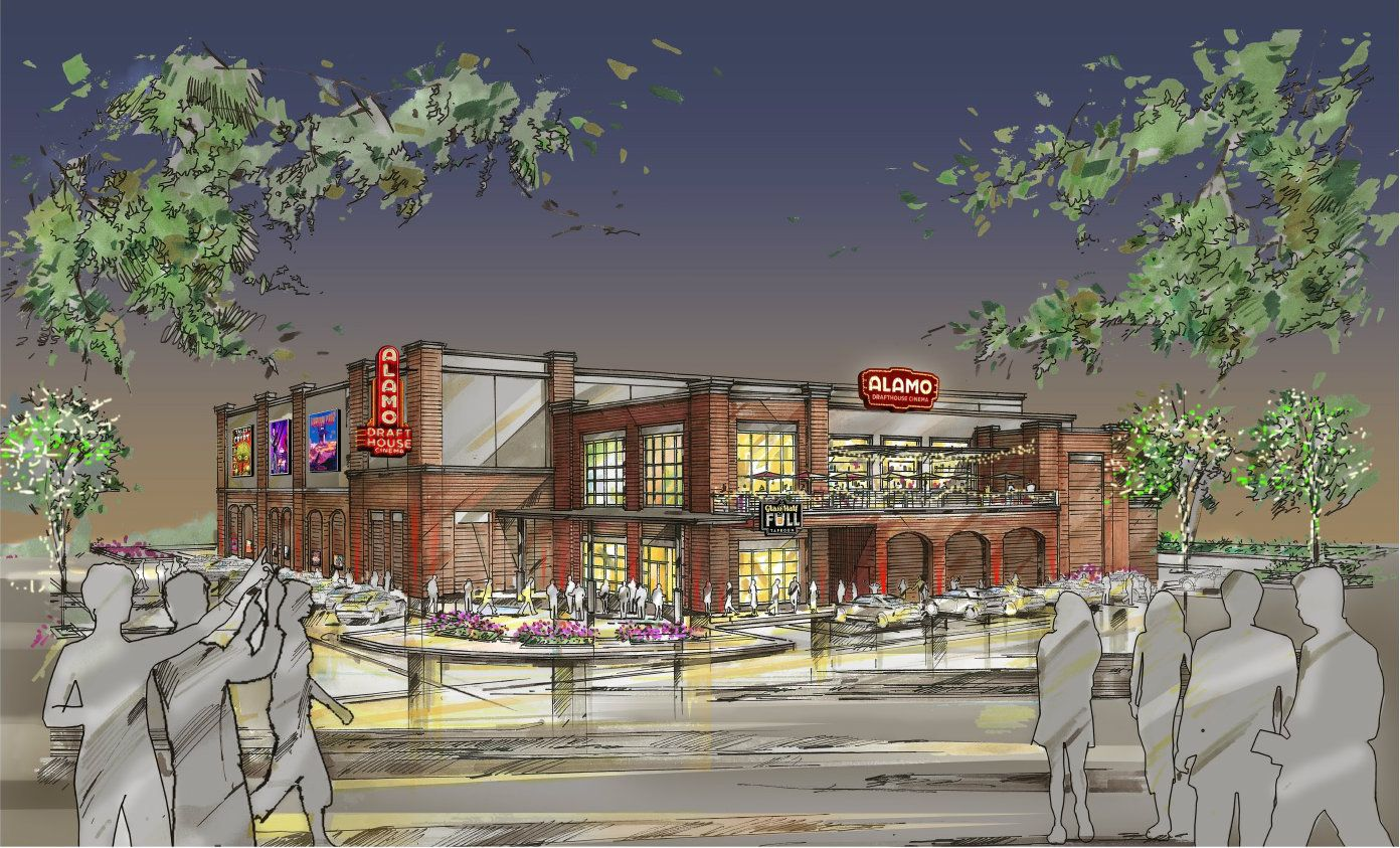 At last downtown dallas will get its movie theater an