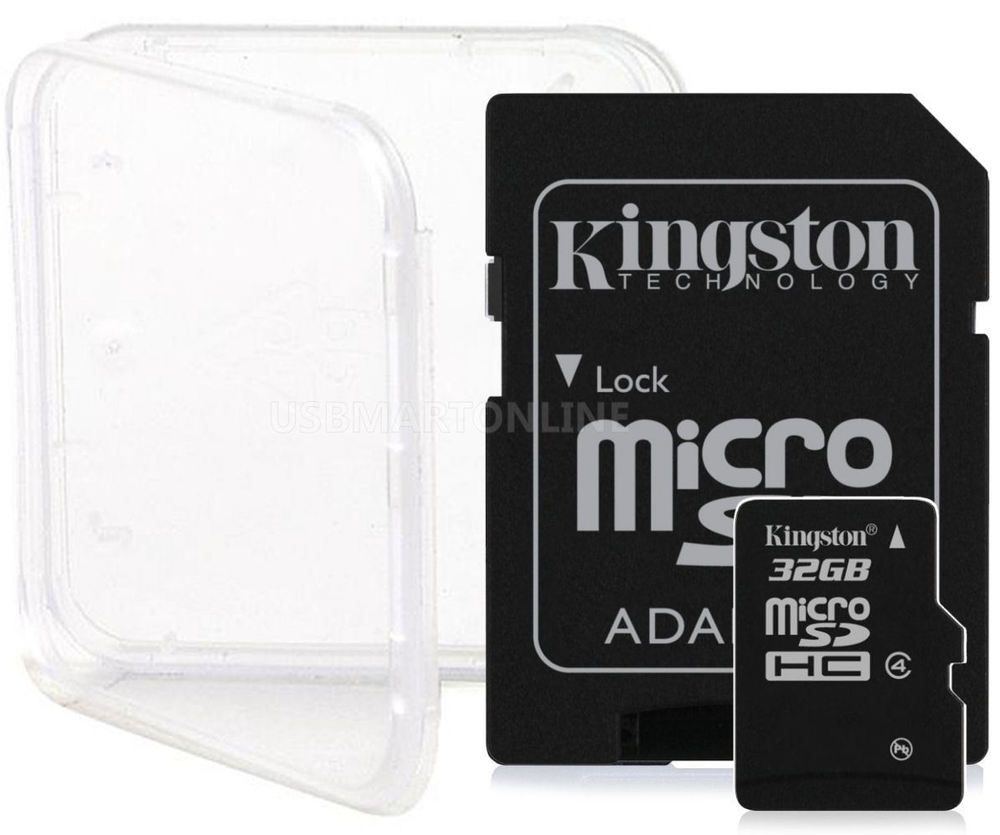sd card pack of 4
