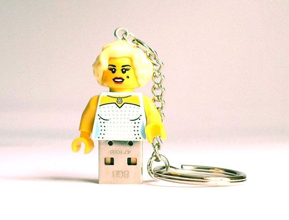 Lego Minifigure 8GB 16GB 32Gb USB Flash Drive Memory Stick Minifig ...