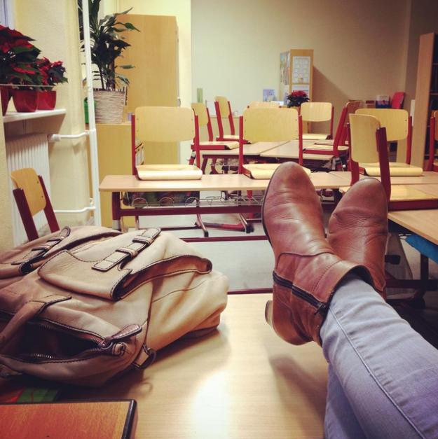 Jeder saß schon mal so da. | 23 Geheimnisse, die dir Grundschullehrer und –lehrerinnen niemals verraten