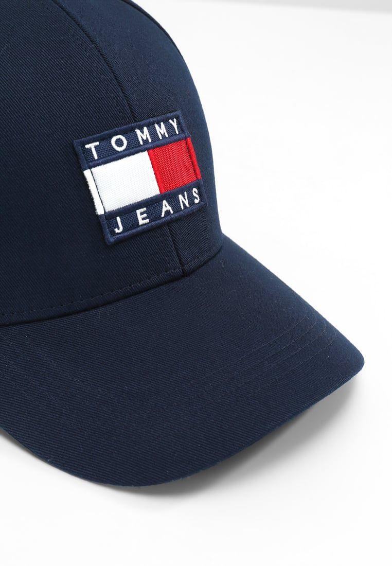 Tommy Jeans TOMMY JEANS 90S - Gorra - blue - Zalando.es  1a667c52267