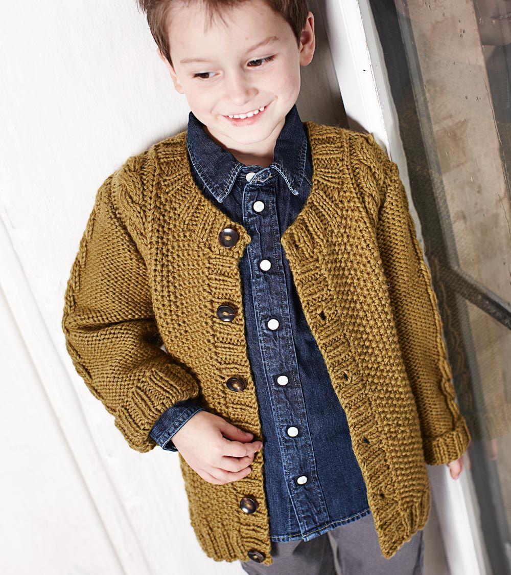 схема вязания жилета спицами для мальчика 5 лет