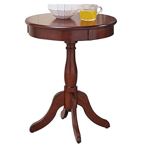 Incredible Solid Wood Edge Small Coffee Table Round A Few Phone Tables Pabps2019 Chair Design Images Pabps2019Com