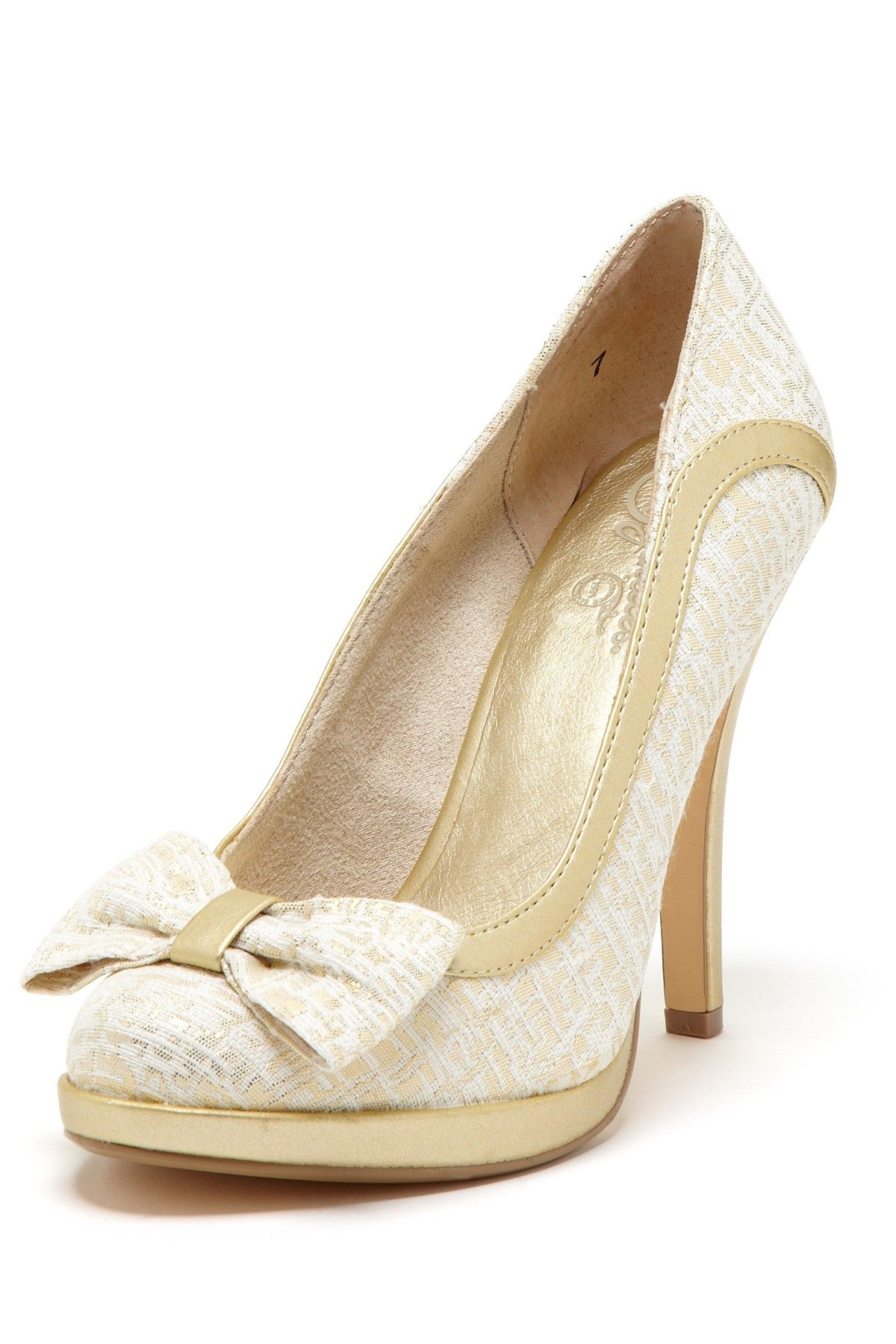 a6588826ef Seychelles Exclamation Point Pump