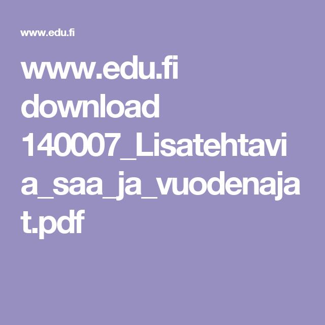 www.edu.fi download 140007_Lisatehtavia_saa_ja_vuodenajat.pdf