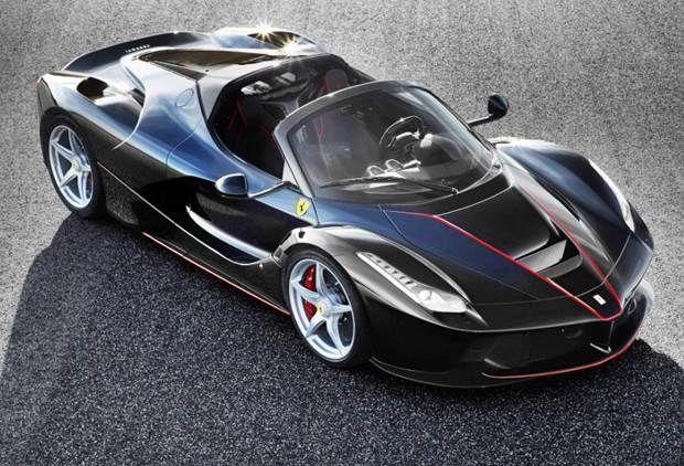 Ferrari LaFerrari Aperta 2019 Price, Interior and Specs