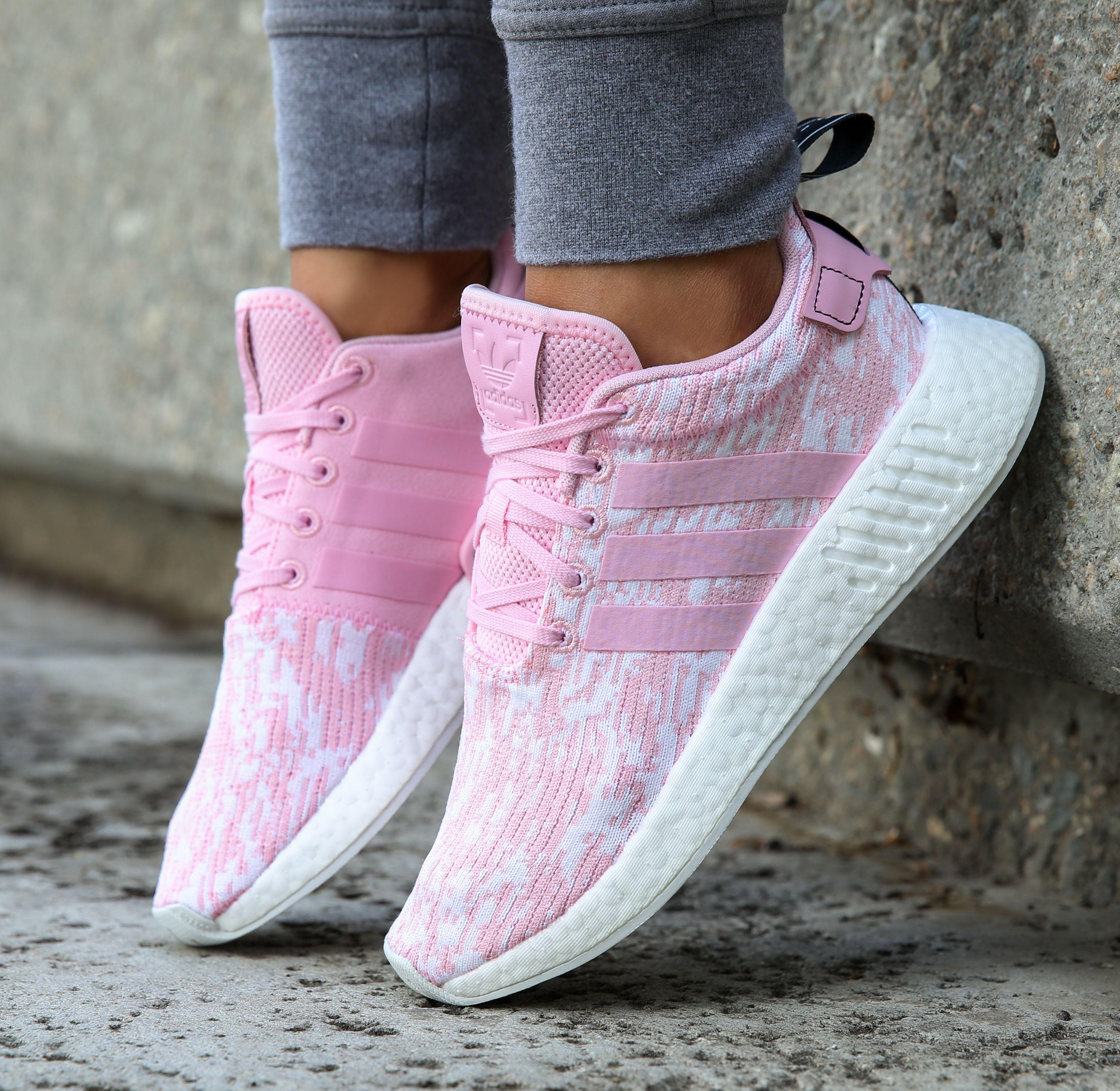 adidas nmd r2 mujer rosa