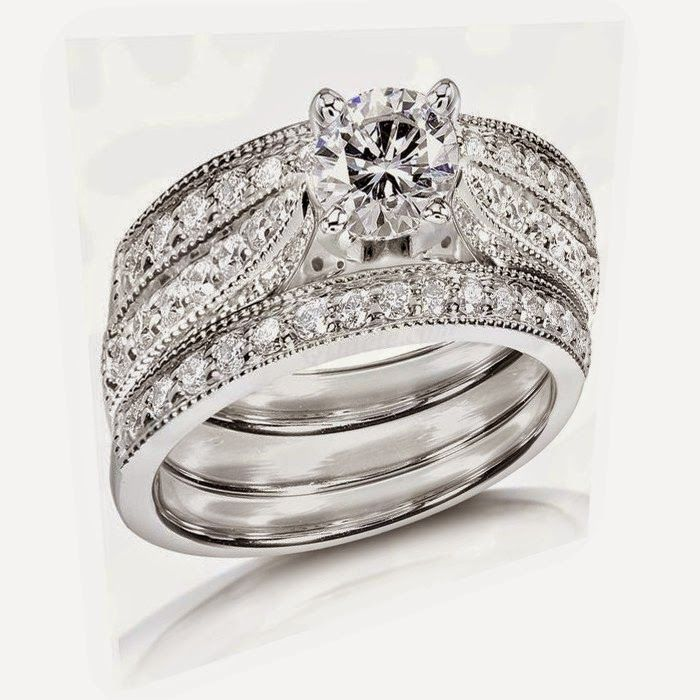 get most brilliant 3 piece wedding ring sets for unforgettable wedding wedding is a special occasion for most couple in this planet - 3 Piece Wedding Ring Sets