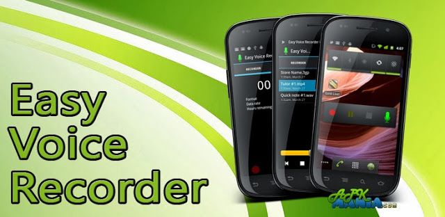 Easy Voice Recorder Pro v1.7.5 Free APK Android Games