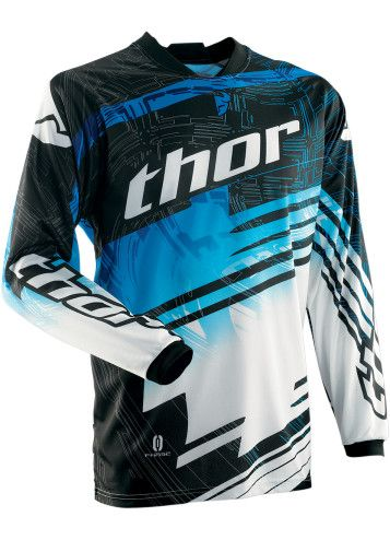 Download Thor Phase Swipe Blue Jersey Kaos Olahraga Desain