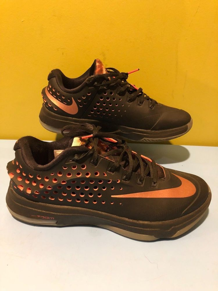 buy popular a8008 1c1a2 Nike KD VII Elite Black Rose Gold Basketball Shoes Size 8.5 724349-090   fashion  clothing  shoes  accessories  mensshoes  athleticshoes  ad (ebay  link)