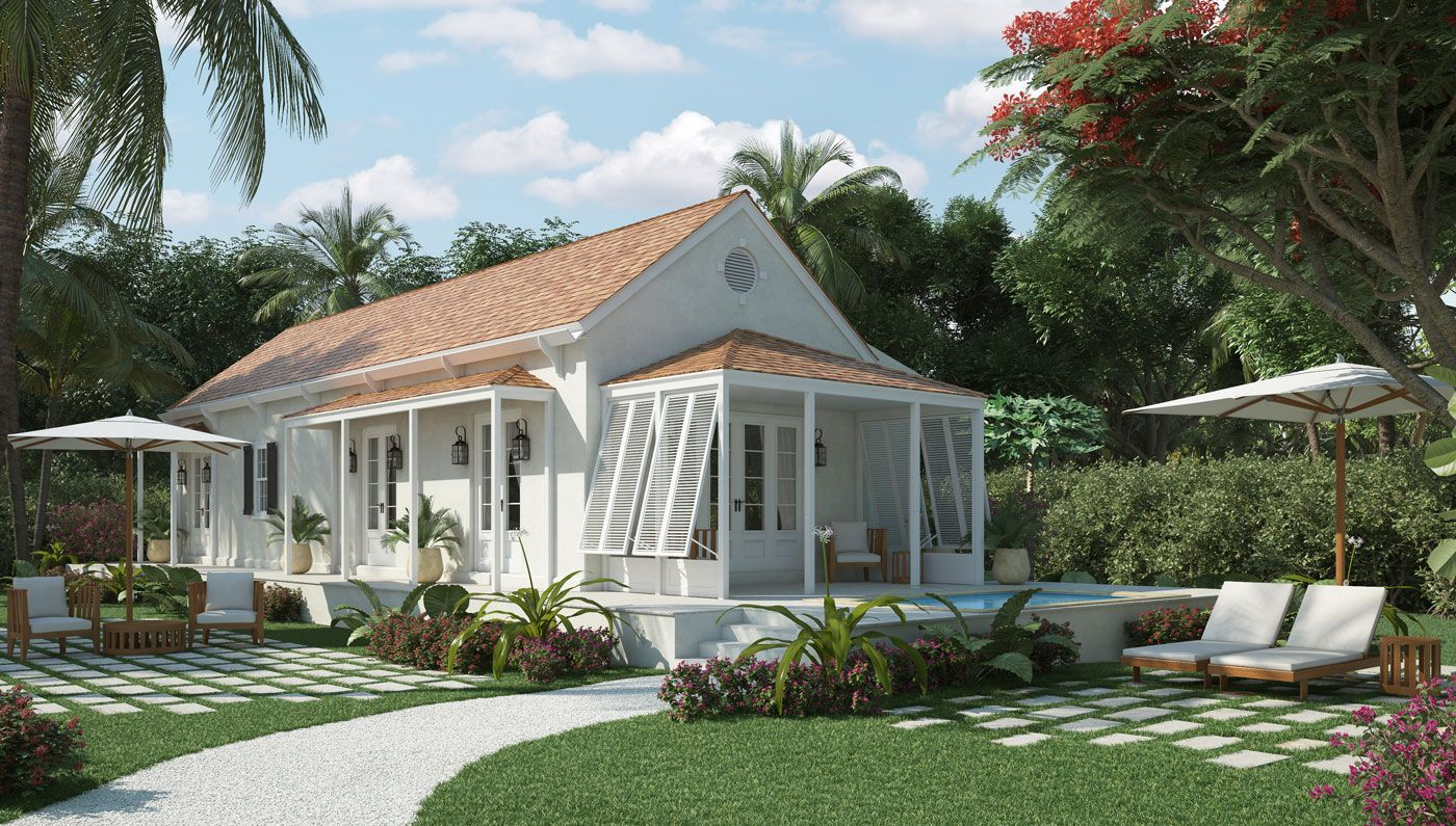 Own a villa in the bahamas just steps from pinksand beaches