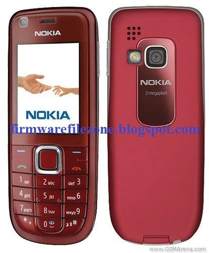 Nokia 3120c classic (RM-365) Flash File