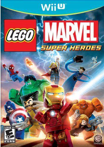 Cool New Wii Games Lego Marvel Nintendo Wii U Reece