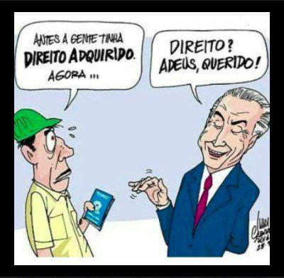 Fonte: Temer libera R$ 1,9 bi para comprar votos de deputados na Previdência   Brasil 24/7