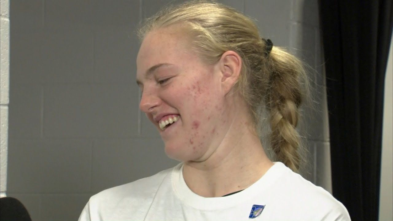 Stanford S Kathryn Plummer Gets Emotional After Ncaa Title Win I M Jus Volleyball News Ncaa Stanford