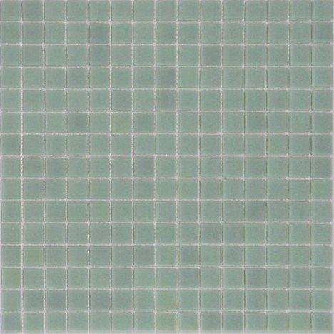 Mosaique Murale En Pate De Verre Mosalisse Vert Clair 32 8x32 8cm Parement Mural Vert Clair Mosaique