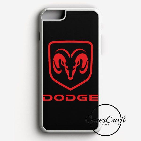 best service d22a9 3a8f7 Dodge Ram Logo 2 iPhone 7 Plus Case | casescraft | Products