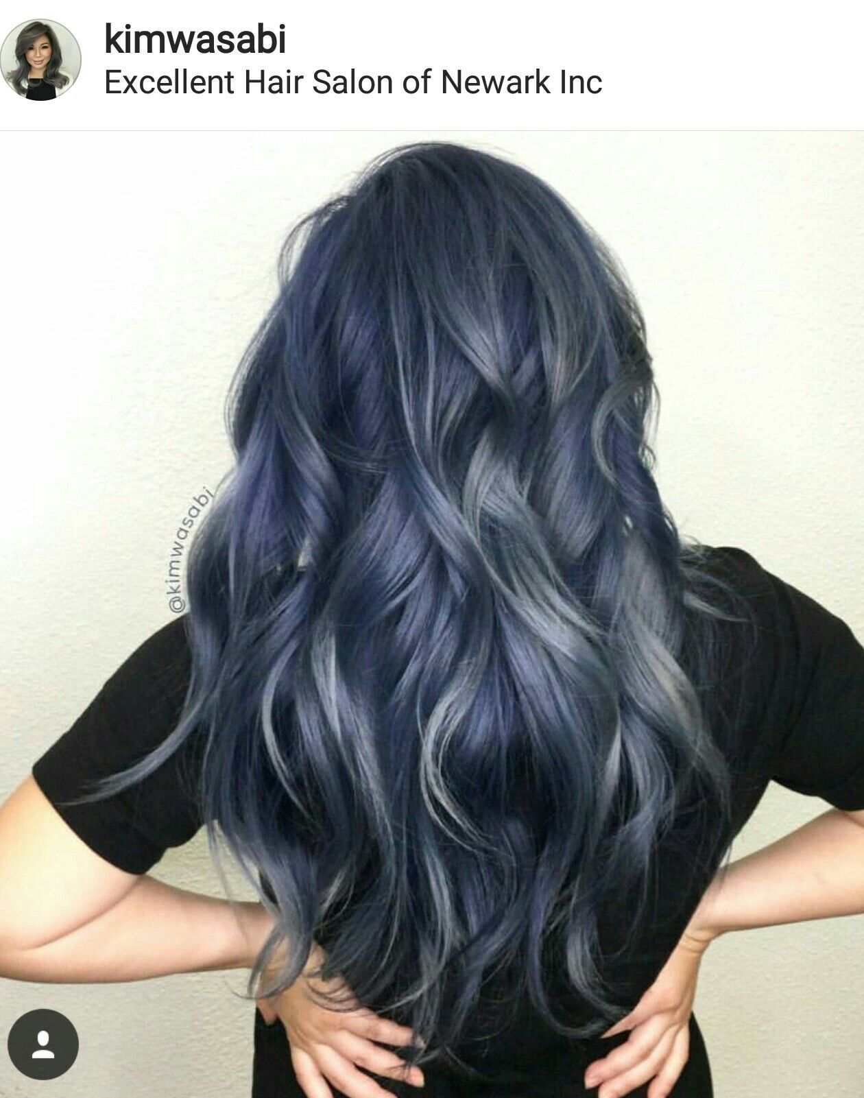 Pin By Emilene Casablancas On Hair Hair Styles Smoke Hair Dyed