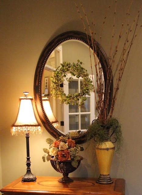 Entry Way Decor | Home decorating ideas | Pinterest ...