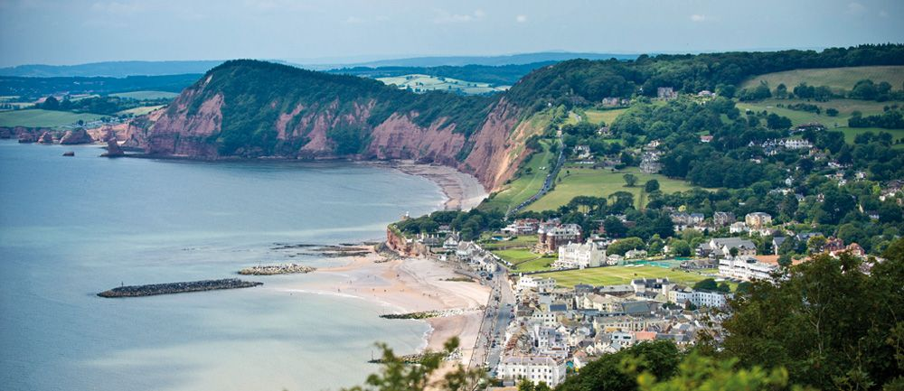 Photo From The Victoria Hotel With Images Devon Coast