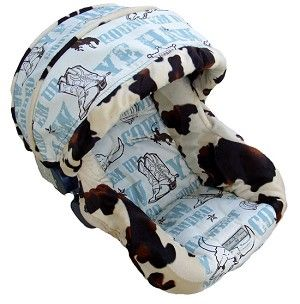Baby Rodeo Infant Car Seat Cover Nollie Covers Designs Unique Beautiful And Durable Replacement