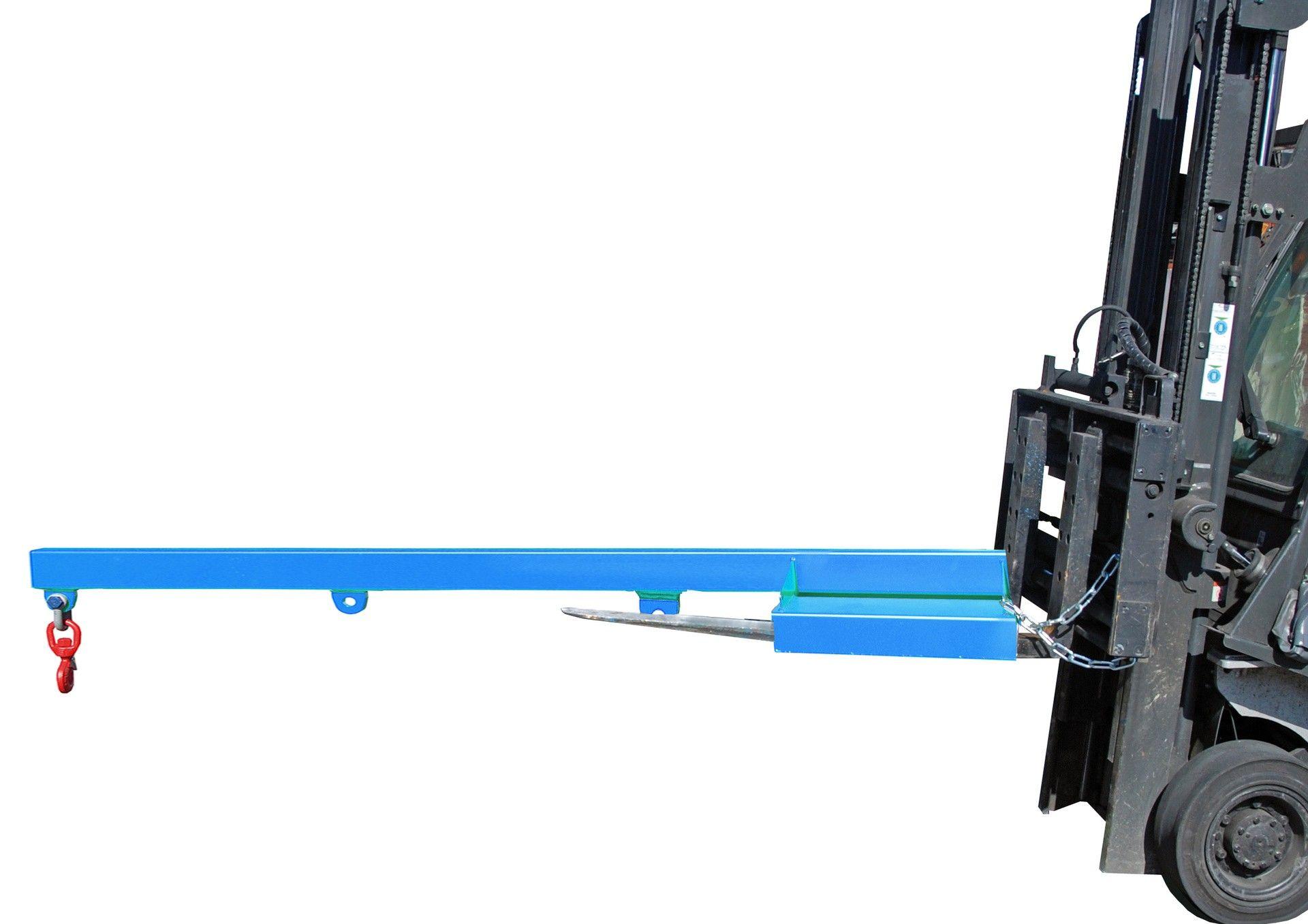 Lastarm Fur Stapler La 2400 2 5 Tk 2500kg Lackiert Ral 5012 Gtardo De Ral Lackieren Stahlkonstruktion