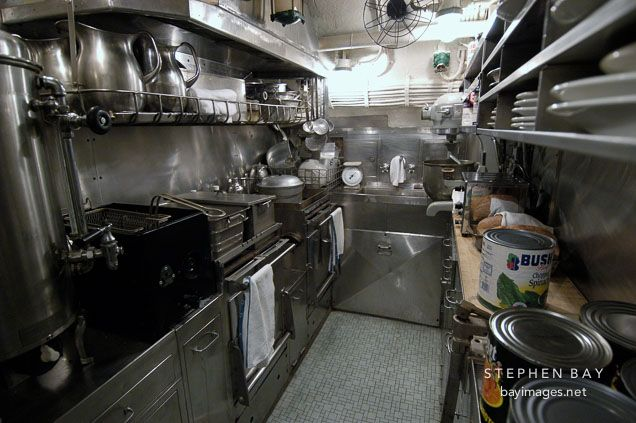 Pin by Bessie Lebeda on Interesting Places   Submarines, Kitchen