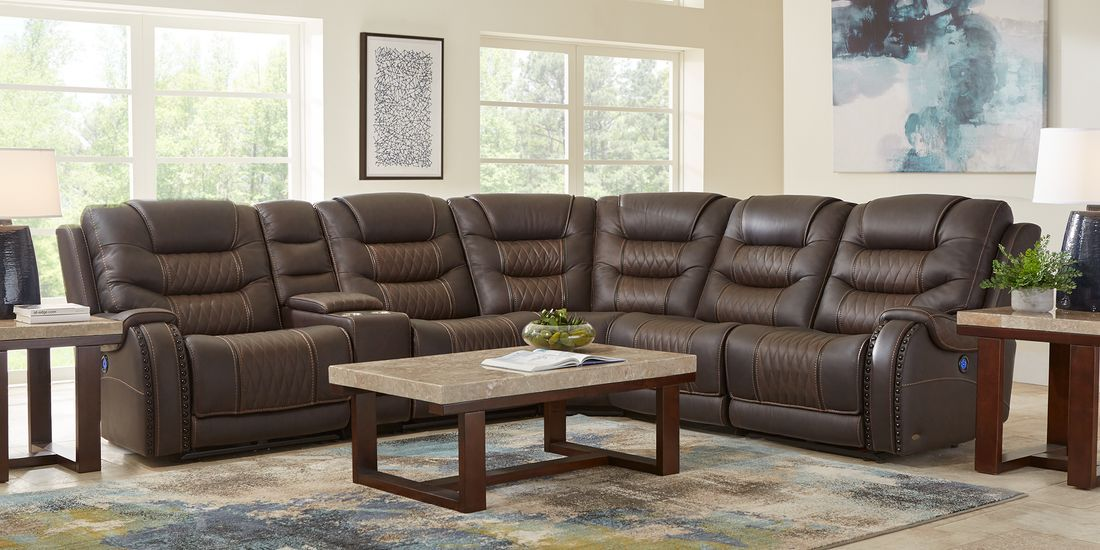 Eric Church Highway To Home Headliner Brown Leather 6 Pc ...