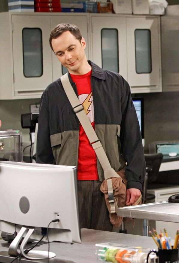 Halloween Costumes Inspired By TV Characters....Bazinga!