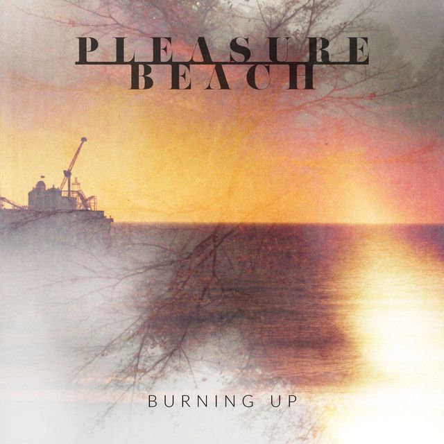 """Burning Up"" by Pleasure Beach was added to my Discover Weekly playlist on Spotify"